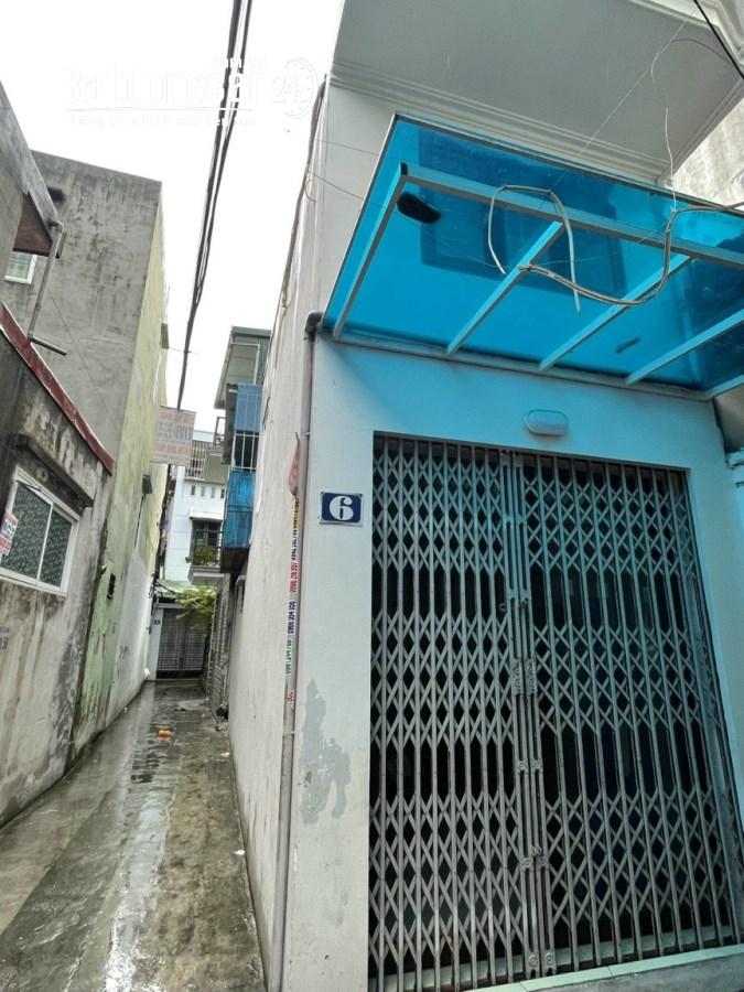 Bán nhà 2 tầng lô góc ngõ 81 Phạm Hữu Điều.