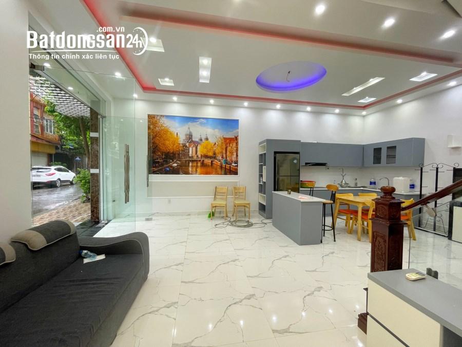 Bán nhà 3,5 tầng mặt đường khu Quán Nam - Hoàng Ngọc Phách 5.2 tỷ
