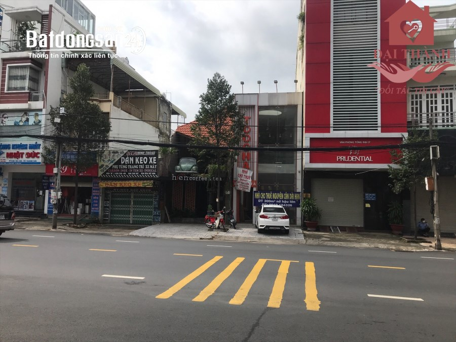 Cho thuê mặt bằng kinh doanh Đường Phạm Văn Thuận, Phường Tân Mai, TP Biên Hòa
