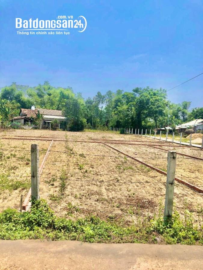 Đất Thị Xã ĐIện Bàn Ranh giới Lệ Trạch Hòa Tiến lên 1km vùng ven TP Đà NẵnG