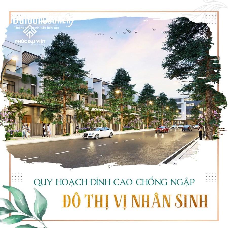 Bán nhà Đường Hoàng Quốc Việt, Phường An Đông, Thành phố Huế