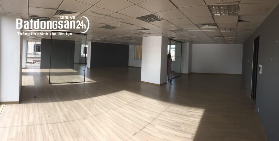 Cho thuê MBKD, văn phòng diện tích 95m2 - 185m2 mặt phố Trần Quốc Toản.