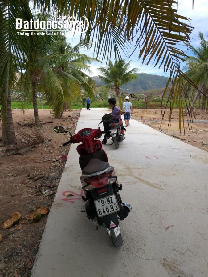 Bán đất Đường Nguyễn Tất Thành, Xã Phước Đồng, TP Nha Trang