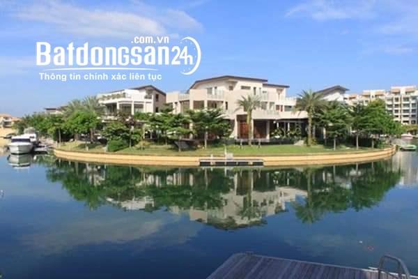Villas Châu Pha Phú Mỹ sổ đỏ trao tay