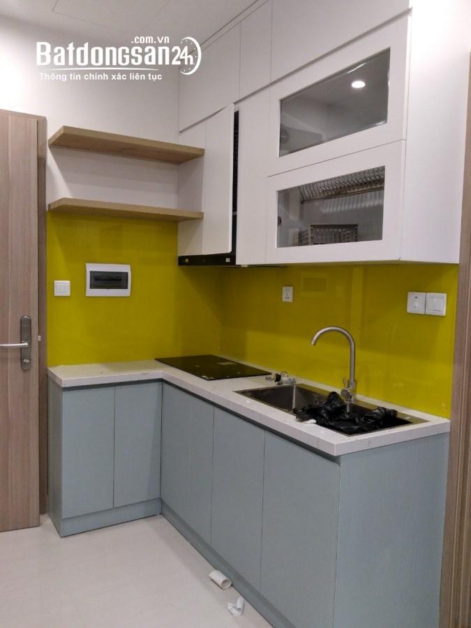 Cuối tháng10 nhận nhà chung cư mới 2PN+1 cho thuê đủ đồ 10tr Vinhomes Smart City