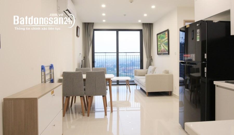 Cho thuê GẤP căn hộ mới 2PN full nội thất 9,5tr/th tại Vinhomes Smart City