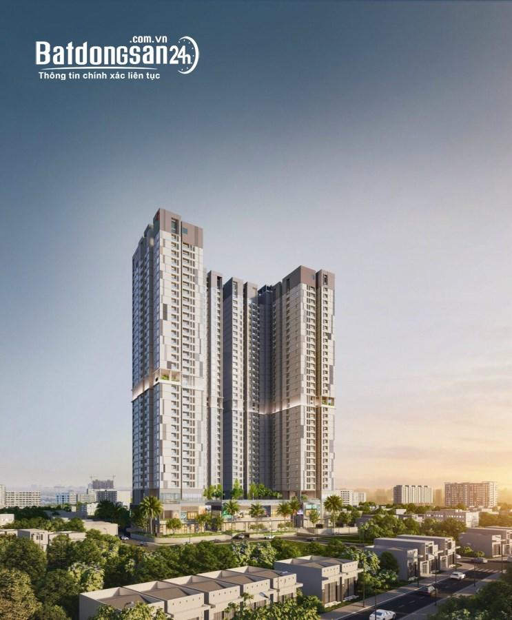Mở bán căn hộ chung cư HT Pearl, Đường Phạm Văn Đồng nối dài, Tp. Dĩ An.