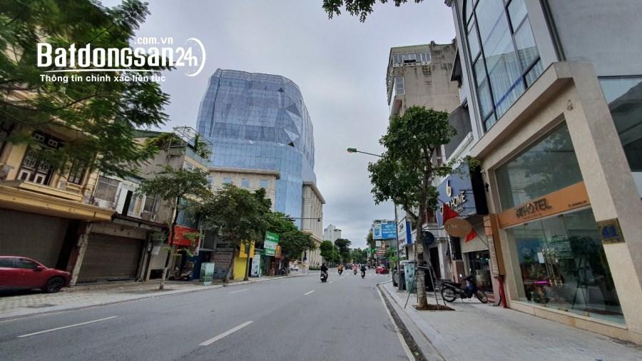 Cực hiếm, mặt phố Nguyễn Thái Học, Ba Đình. Oto dừng đỗ 110m2 x 7T, MT 5.5m 51tỷ