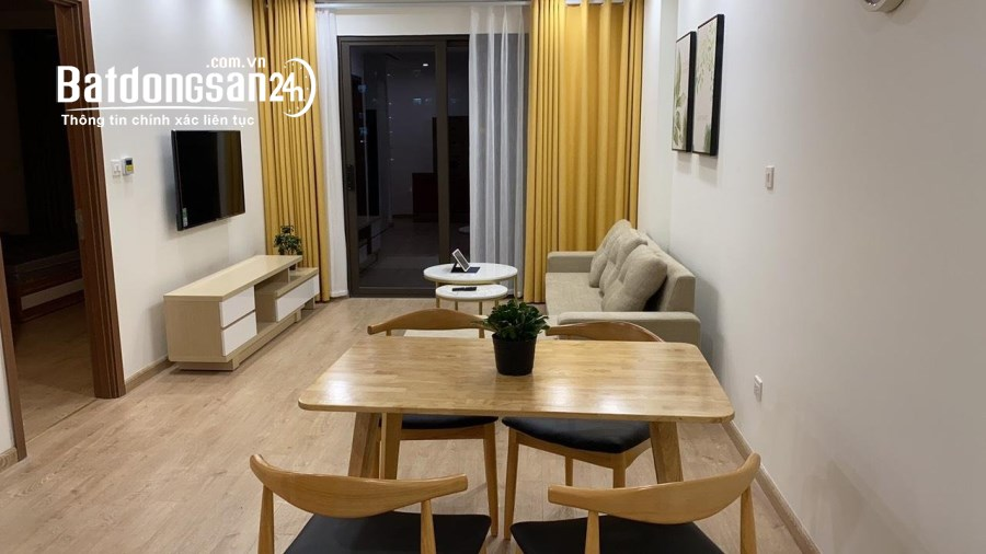 Bán nhanh căn hộ 2PN 78m, Full nội thất - Goldmark City, Giá bán 2.35 tỷ