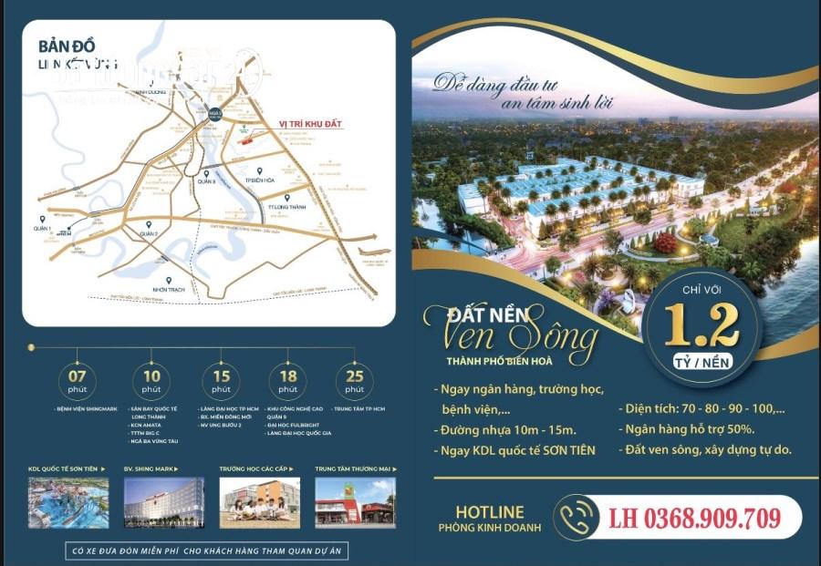Bán đất Đường Quốc Lộ 51, Phường An Bình, TP Biên Hòa