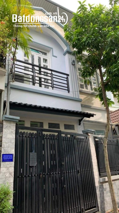 Bán gấp nhà hẻm xe tải-Lâm Văn Bền-Quận 7-80m2-2 tầng đúc-7 chỗ vào nhà-6.4 tỷ