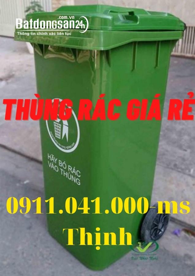 Đại lý thùng rác sỉ lẻ phân phối thùng rác giá rẻ các tỉnh lh 0911.041.000