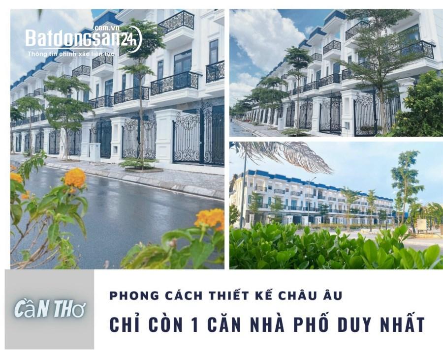 Shophouse KĐT An Phú Cần Thơ
