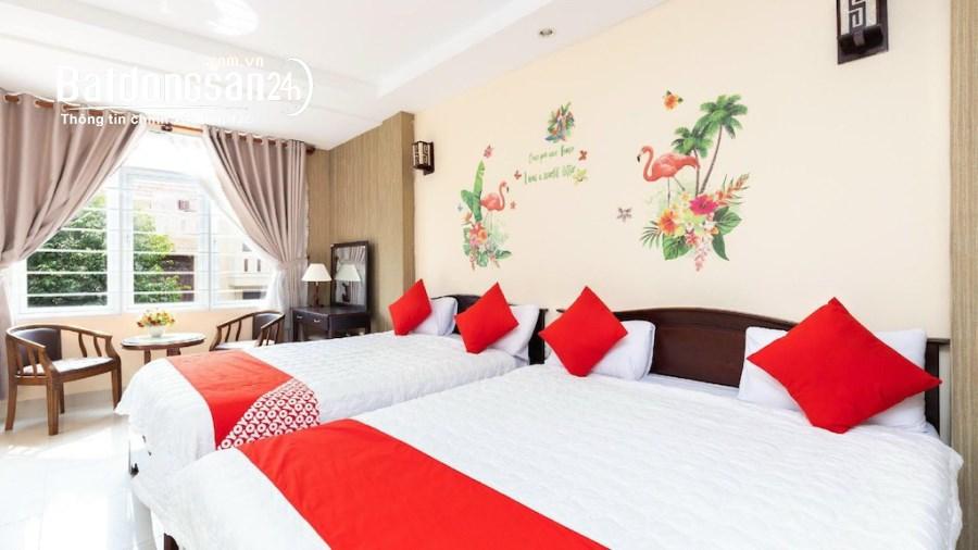 Chính chủ gửi bán khách sạn 6 tầng khu Á Châu, DT 90m, giá 15.3 tỷ TL