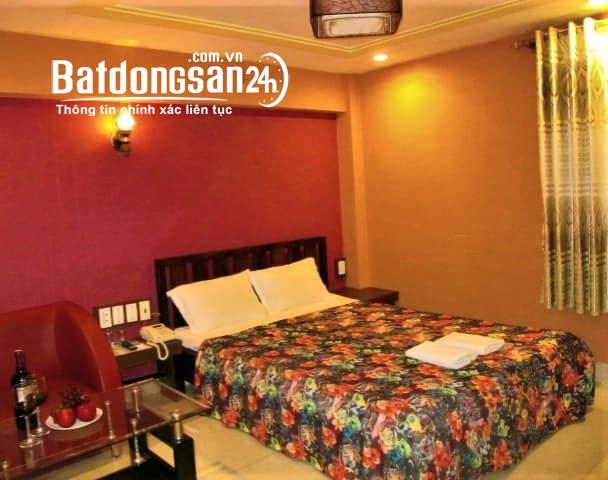 (Quận 12)Bán khách sạn 6tầng,HĐ thuê dài hạn,Trường Chinh,An Sương,102m2,9.8tỷ
