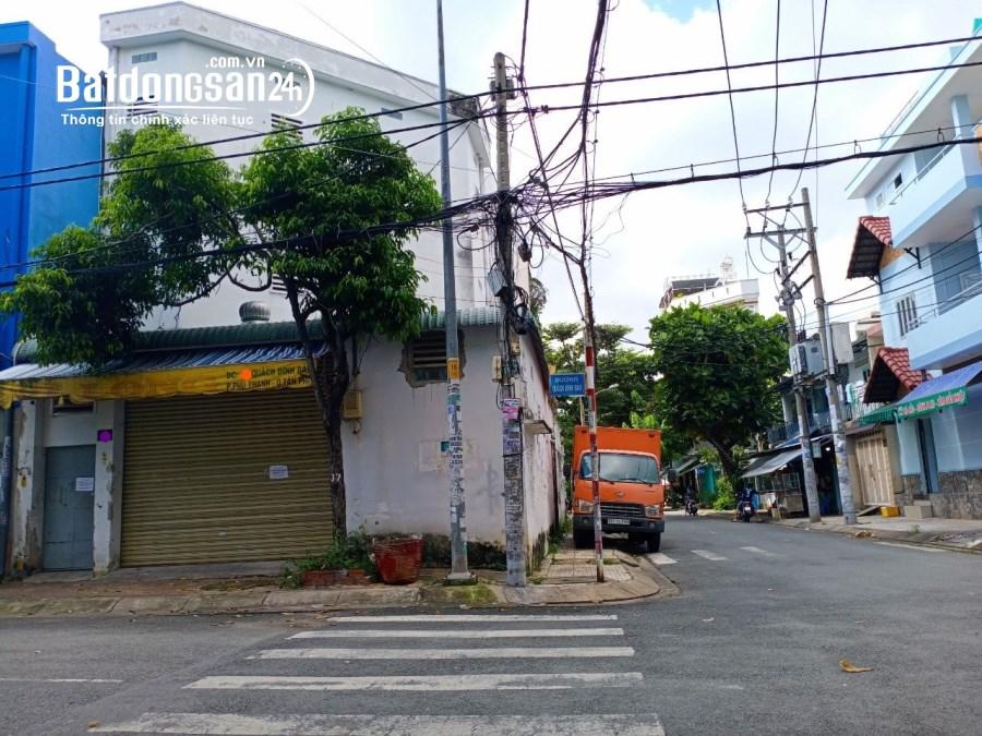 Bán nhà mặt tiền đường Quách Đình Bảo, phường Phú Thạnh, Tân Phú, 16 tỷ
