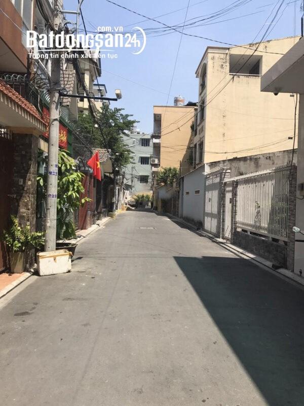 Bán khách sạn 1 trệt 4 lầu đường Thuỳ Vân DT 137m2 giá 15 tỷ