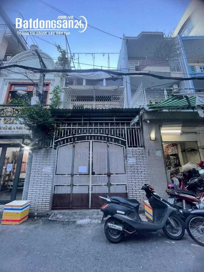 Bán nhà mặt tiền đường ngay chợ Tân Bình, phường 8, Tân Bình, 23 tỷ