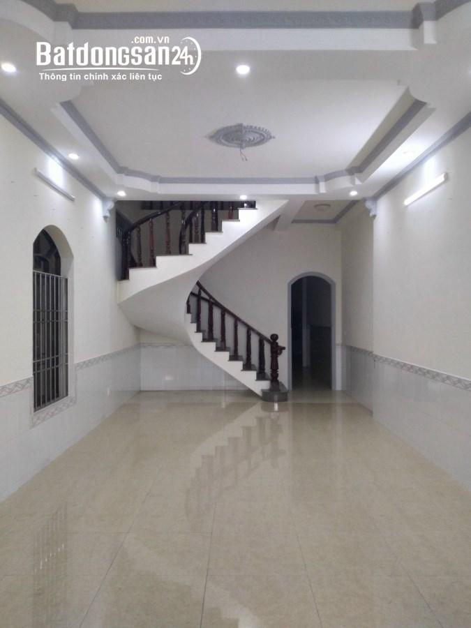 Cho thuê nhà 1 trệt 2 lầu mặt tiền 30/4 ngang 5.5m giá chỉ 13tr