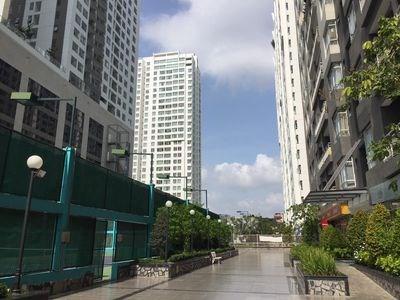 Cần cho thuê căn hộ Giai Việt Quận 8. Diện tích 115m2, 2PN, 2WC.