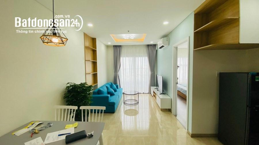 Monarchy cho thuê căn hộ 2pn có nội thất giá bao phí quản lý